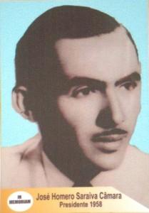 José Homero Saraiva Câmara